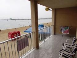 Потрясающая  квартира на 1-й линии моря с гаражом