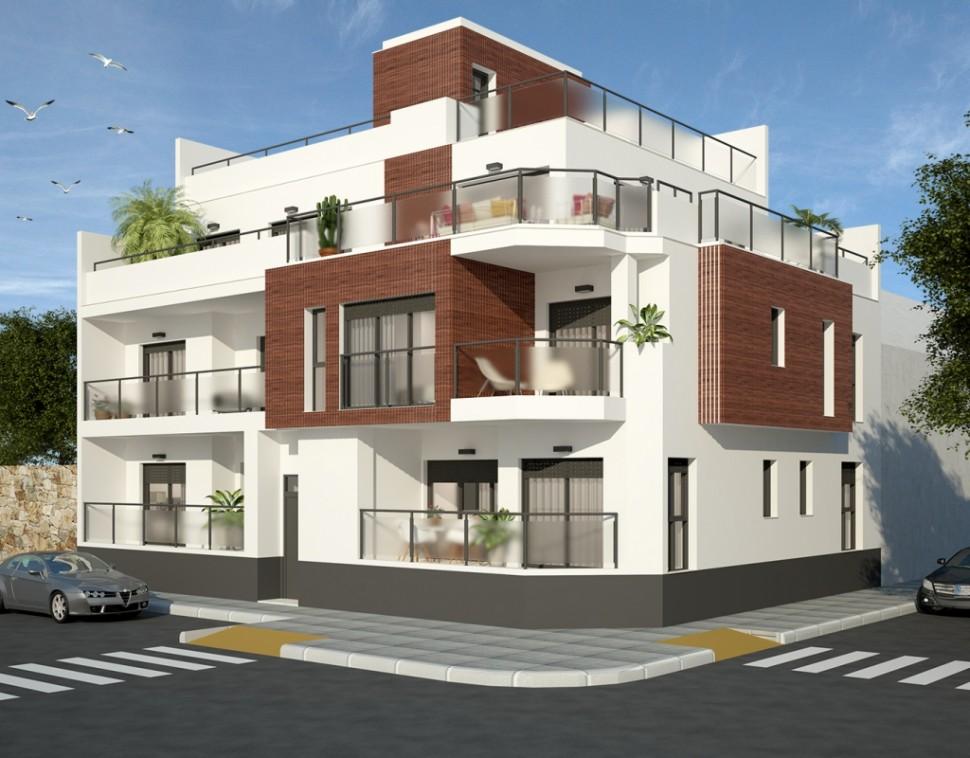 Апартаменты в Торре-де-ла-Орадада