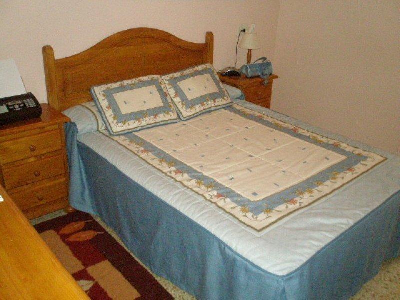 4-х комнатная квартира с ремонтом в Кальпе