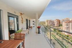 Просторная квартира с большой террасой, Вильяхойоса