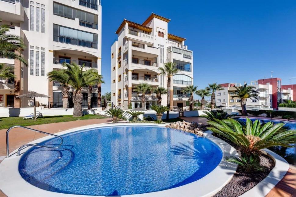 Роскошная квартира в жилом комплексе Marjal Beach, Guardamar del Segura