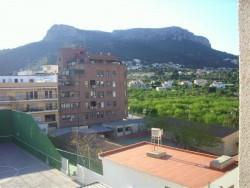 3-х комнатная квартира в центре в Кальпе