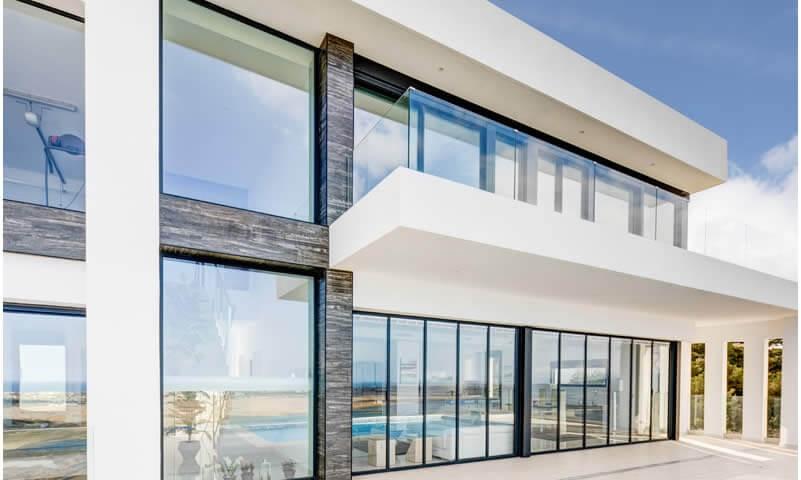 Новая вилла 180 кв.м. с видом на море, Дения
