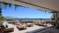 Новые апартаменты рядом с пляжем в Альбире