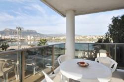"""Шикарные квартиры в Кальпе возле соленой лагуны """"Salinas"""""""