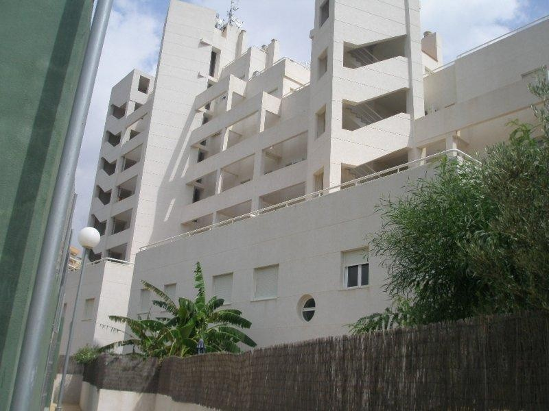 Квартира с 2 спальнями в современном доме в Кальпе