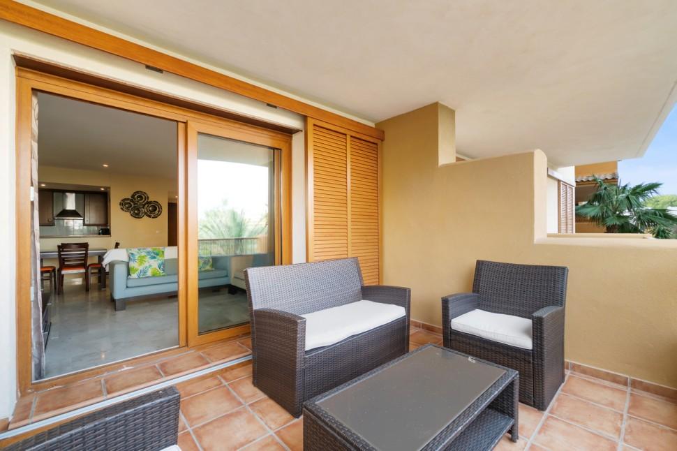 Просторная квартира в Ла Реколета, Пунта Прима