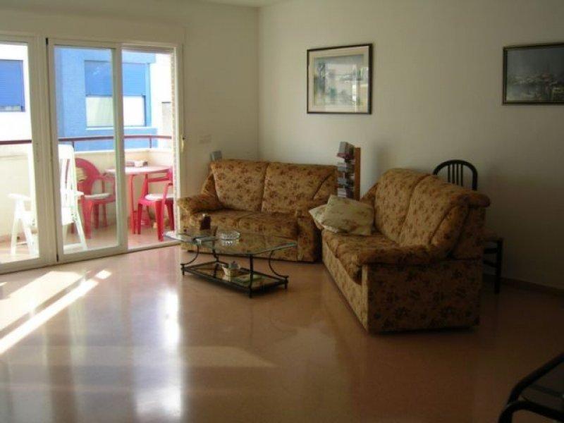 Светлая уютная квартира в центре Кальпе