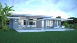 Новая современная вилла 186 кв.метров в Хавеа