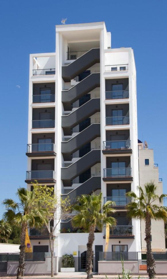 Апартаменты 69 кв. метров в Гуардамар дель Сегура