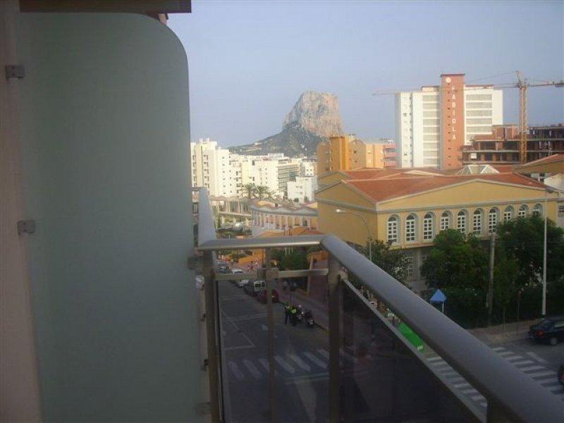 Квартира с 3 спальнями в центральном районе Кальпе
