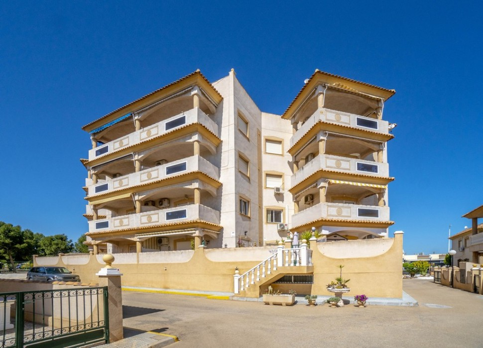Квартира 90 кв.м. с видом на море в Ла Зения