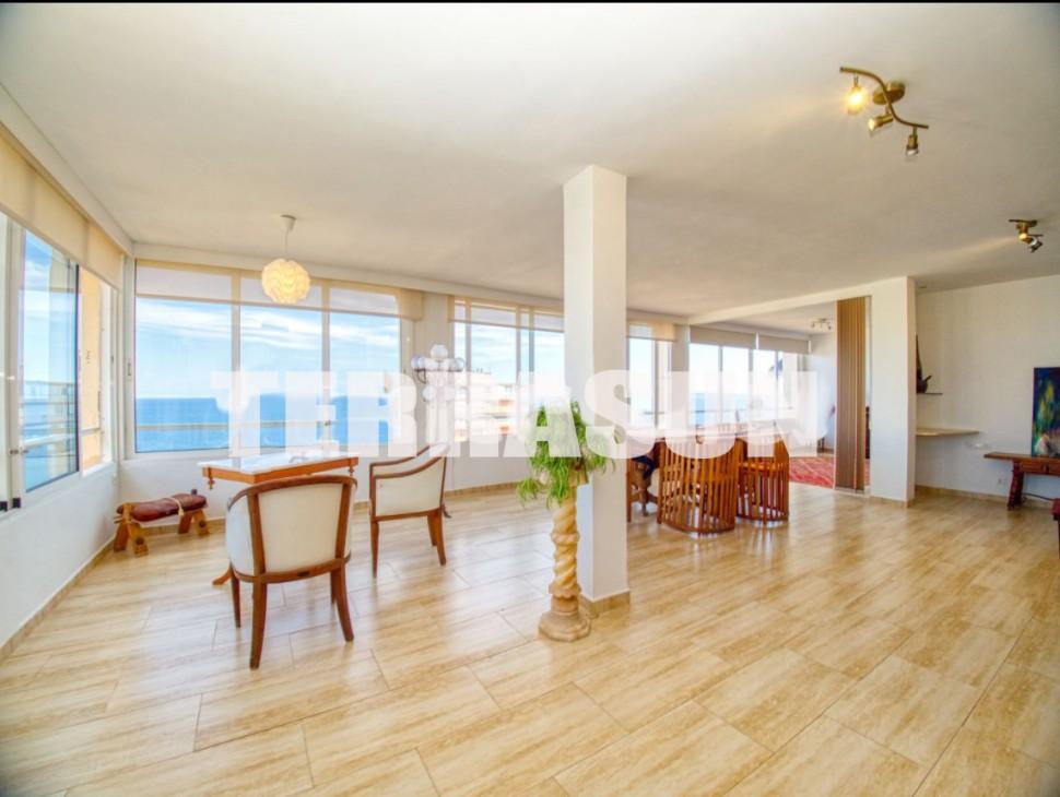 Квартира 150 кв.м. с видом на море, Альбуферета, Аликанте