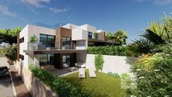 Новые апартаменты 132 кв. метров в Бенитачеле