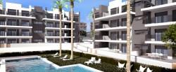 Квартира 73 кв. метра в урбанизации в Вилламартин