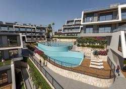 Новые апартаменты 115 кв.метров в Гран-Алакант, Санта Пола