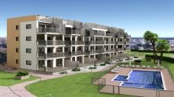 2-комнатная квартира 92 кв.метров в Вилламартин