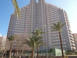 Квартира в роскошной урбанизации возле моря в Кальпе