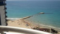 Квартира 120 кв. метров с прекрасным видом на море в Кальпе