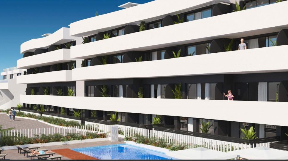 Апартаменты 65 кв.метров, Гуардамар дель Сегура