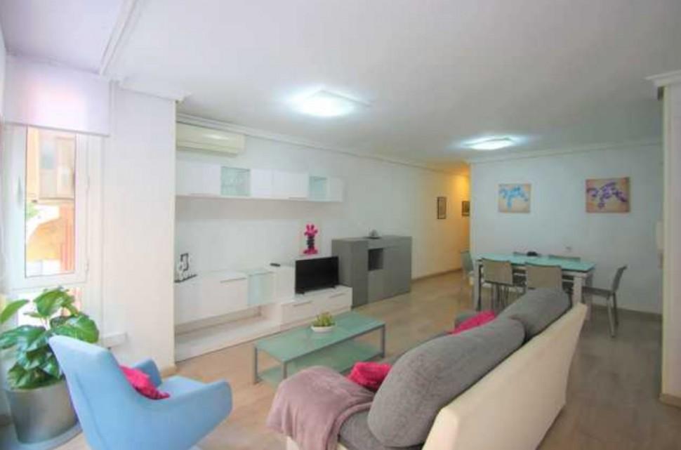 Квартира площадью 84 кв.метра в Аликанте