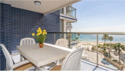 Квартира 72 кв.метра на первой линии пляжа Ла Фосса, Кальпе
