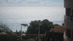 Прекрасная квартира в Кальпе возле моря