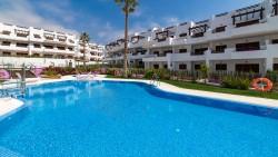 Апартаменты 66 кв.метров на пляже Los Nardos, Almeria
