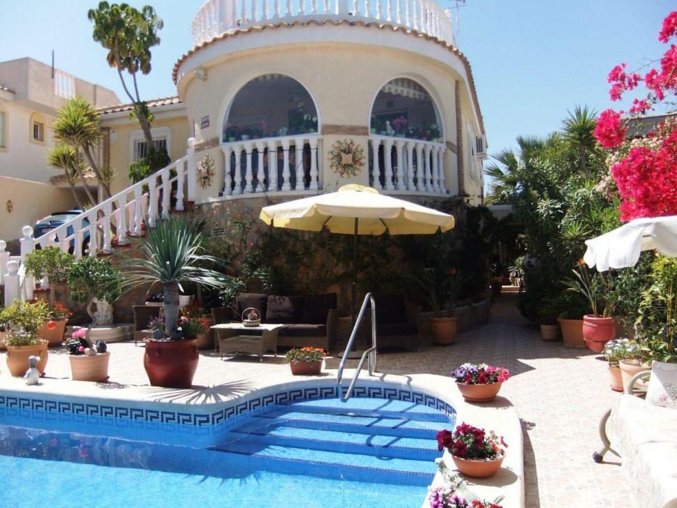 Дом 170 кв.метров в средиземноморском стиле, Gran Alacant