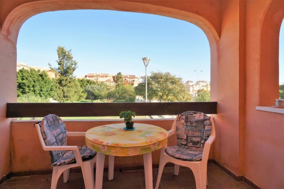 Апартаменты 65 кв.метров с 2 спальнями в Торревьехе