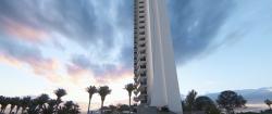 Апартаменты в новом дизайнерском доме на берегу моря в Бенидорме