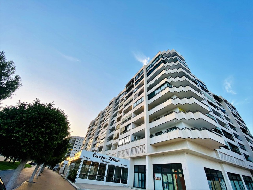 Квартира 65 кв.м на первой линии Cala Villajoyosa