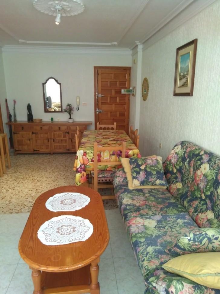3-х комнатная квартира 80 кв.метров в Ла Мата