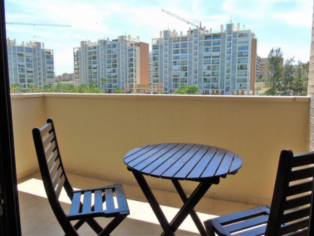 Хорошая квартира 65 кв.метра на Плайя Сан Хуан, Аликанте