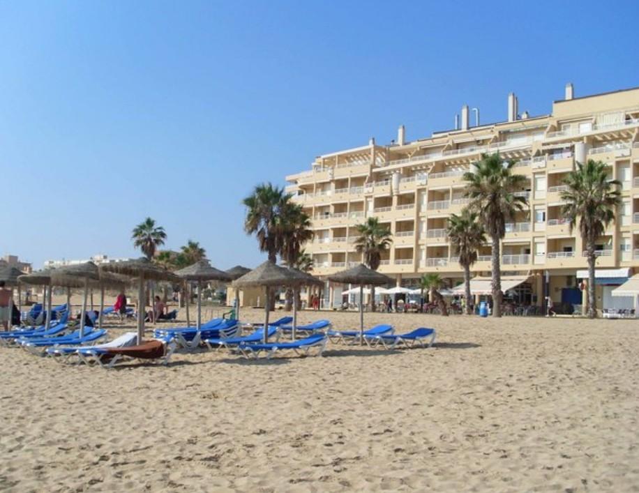Апартаменты в 50 метрах от пляжа в Ла Мата, Торревьеха