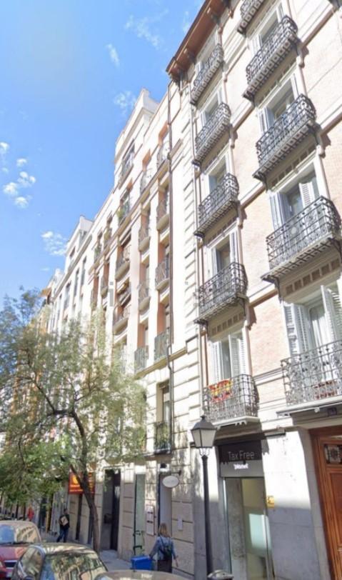 Квартира 45 кв.м. в престижном районе Саламанка в Мадриде