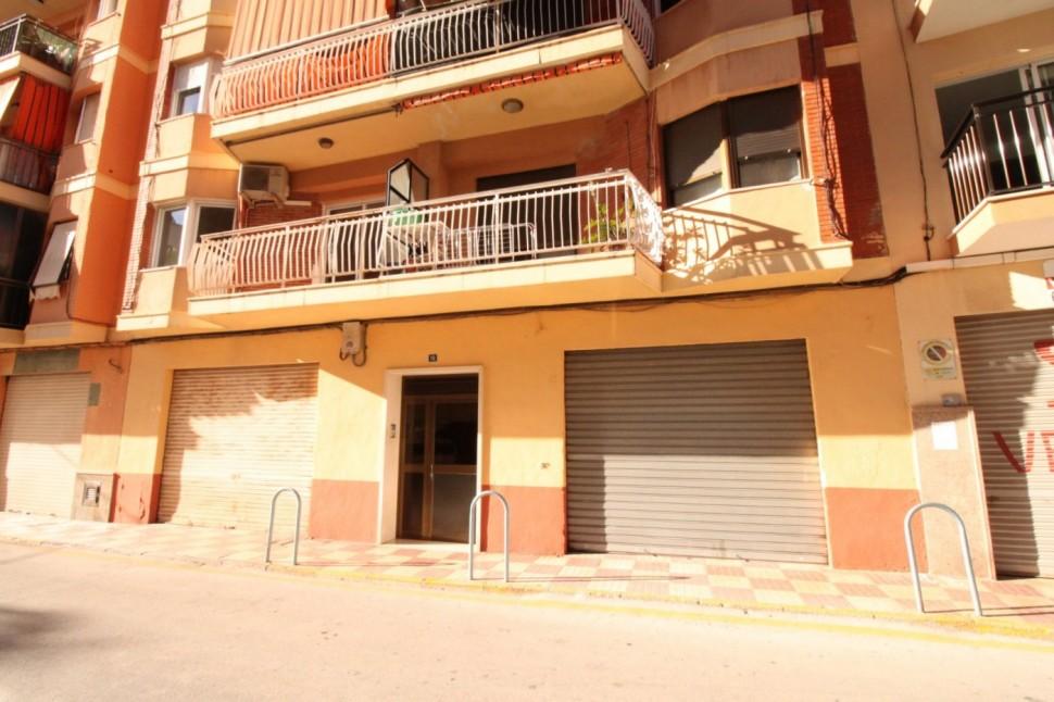 Просторная квартира 121 кв.метр в Кальпе