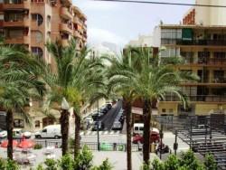 Апартаменты с 3 спальнями в центре города Кальпе