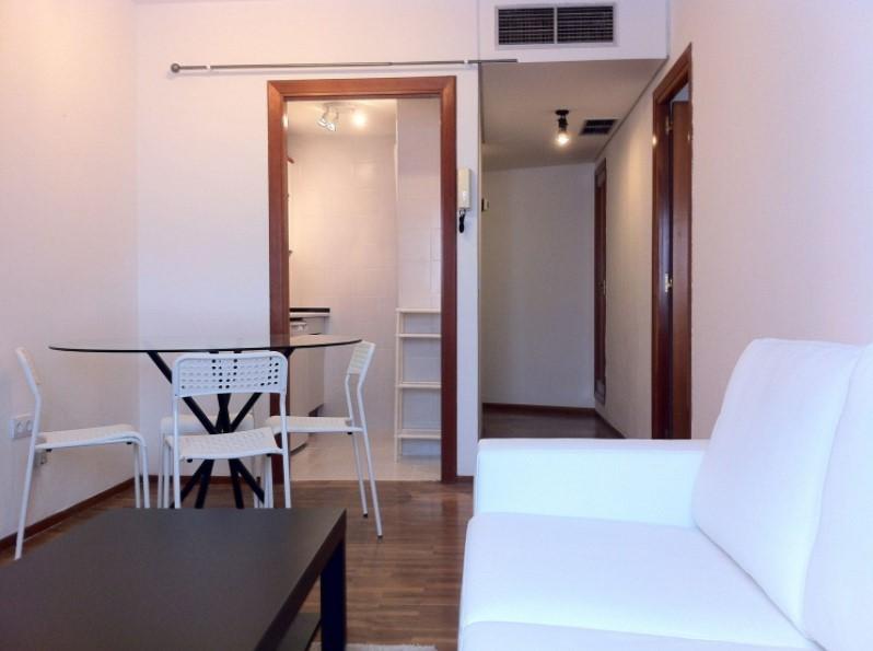 Однокомнатная квартира 50 кв.м. в районе Саламанка, Мадрид