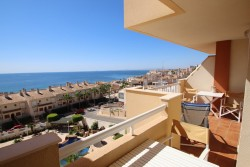 Квартира 70 кв.м. с прекрасным видом на море на 1 линии моря, Торревьеха