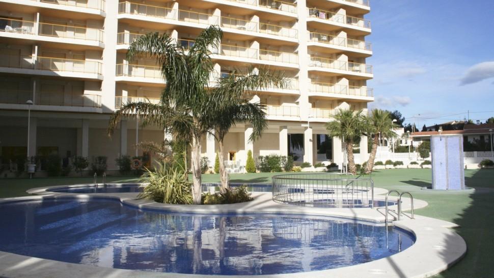 Красивые апартаменты 58 кв. метров в Кальпе