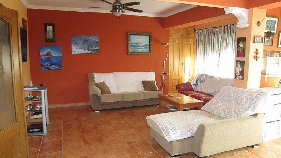 4-х комнатная квартира в центре Кальпе