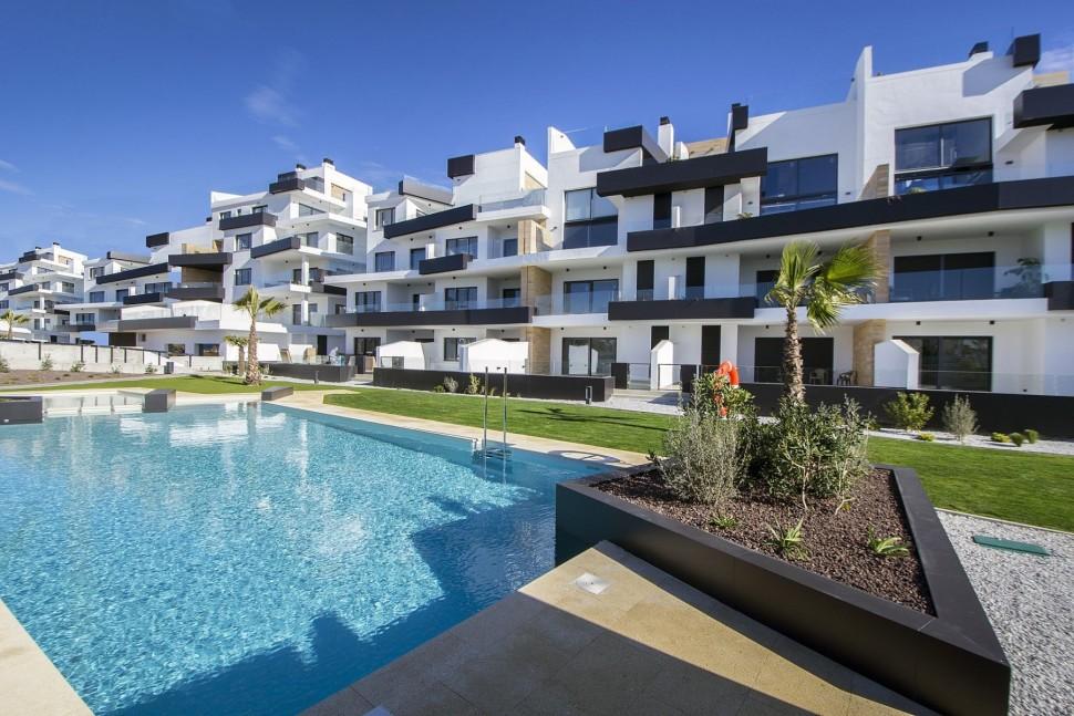 Дизайнерские апартаменты в Los Dolses, Вилламартин