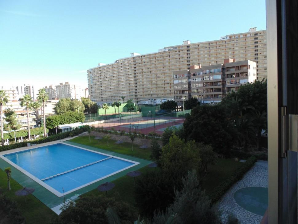 5-комнатные апартаменты возле пляжа Сан-Хуан в Аликанте
