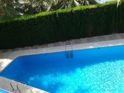 Красивые апартаменты 80 кв.метров с большой террасой в Кальпе