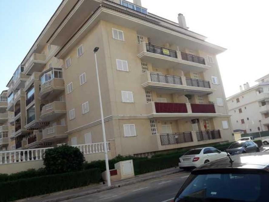 Апартаменты рядом с пляжем Ла Мата в Торревьехе
