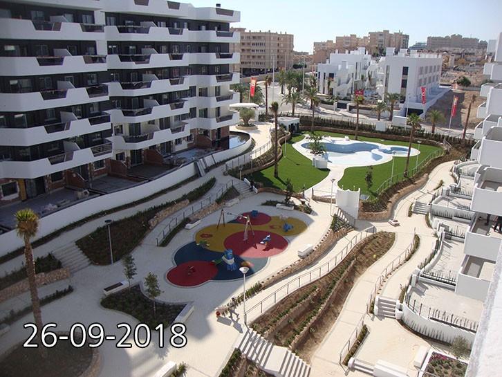 Новая квартира в Ареналес-дель-Соль
