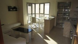 Чудесная современная квартира в центре Кальпе