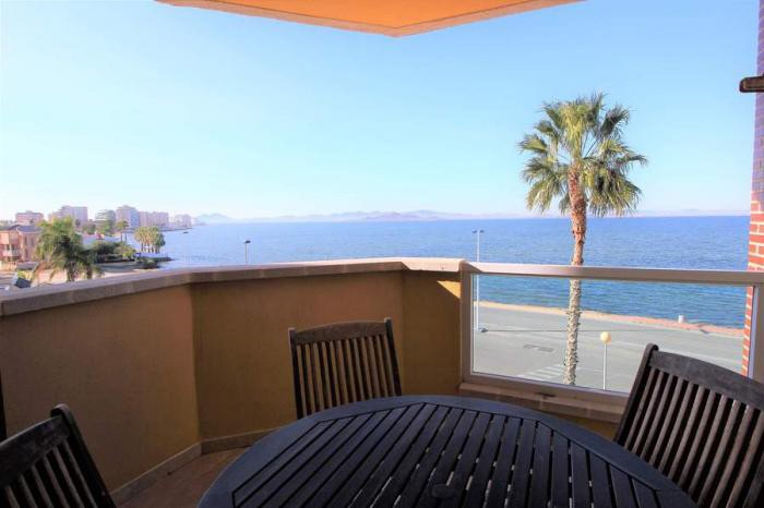 Квартира 102 кв.метра с видом на море, Ла Манга