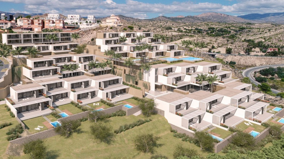 Апартаменты в Вильяхойосе